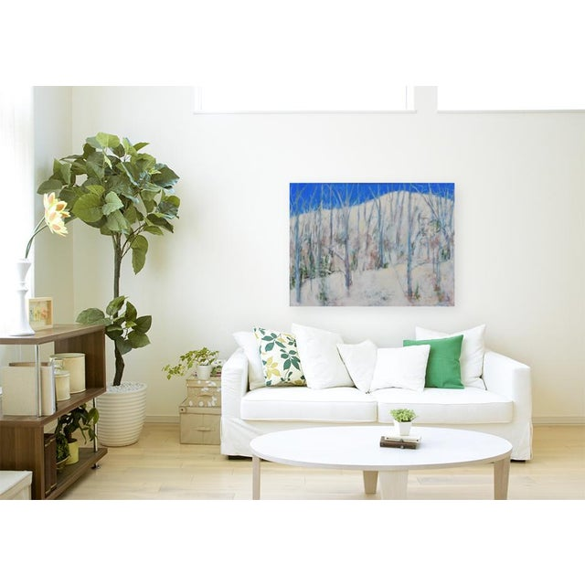 """The Morning After the Snowstorm"", Contemporary Landscape Painting by Stephen Remick. For Sale - Image 11 of 12"