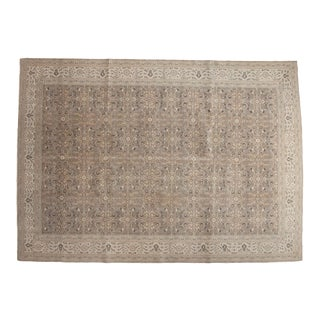 "Vintage Distressed Sparta Carpet - 6'9"" x 9'6"""