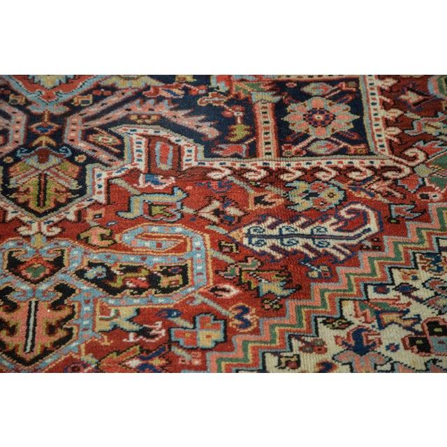 "Vintage Heriz Carpet - 8'2"" X 10'4"" - Image 6 of 10"