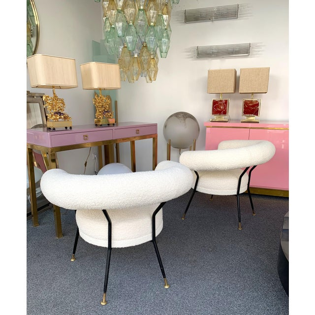 1950s Living Room Set by Ipa Bologne, Italy, 1950s For Sale - Image 5 of 12