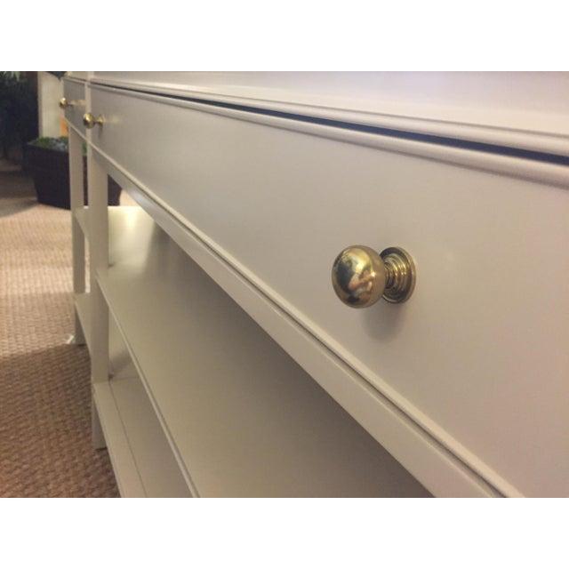 Stanley Furniture Charleston Regency Carolina Sofa Table - Image 6 of 8