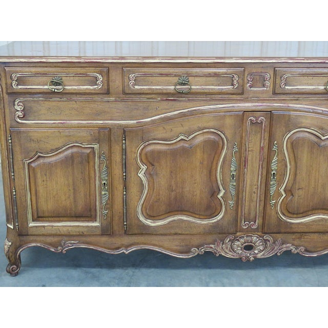 Country Country French Sideboard For Sale - Image 3 of 9