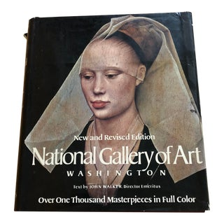 Vintage National Gallery of Art Book For Sale