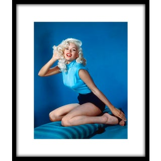 1959 Wallace Seawell Jayne Mansfield Portrait (Framed) For Sale