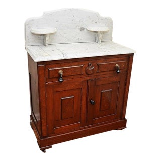 Eastlake Style Victorian Dry Sink For Sale