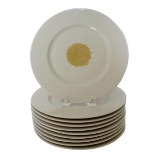 Ilonka Karasz Dinner Plates - Set of 10