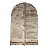 Image of Pair of Large Antique French Door Shutters From a Chateau, 19th Century For Sale
