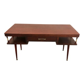 Mid Century Modern Writing Desk For Sale