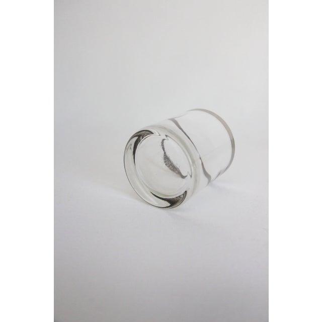Dorothy Thorpe Silver Rim Rock Glasses – Set of 8 - Image 4 of 7
