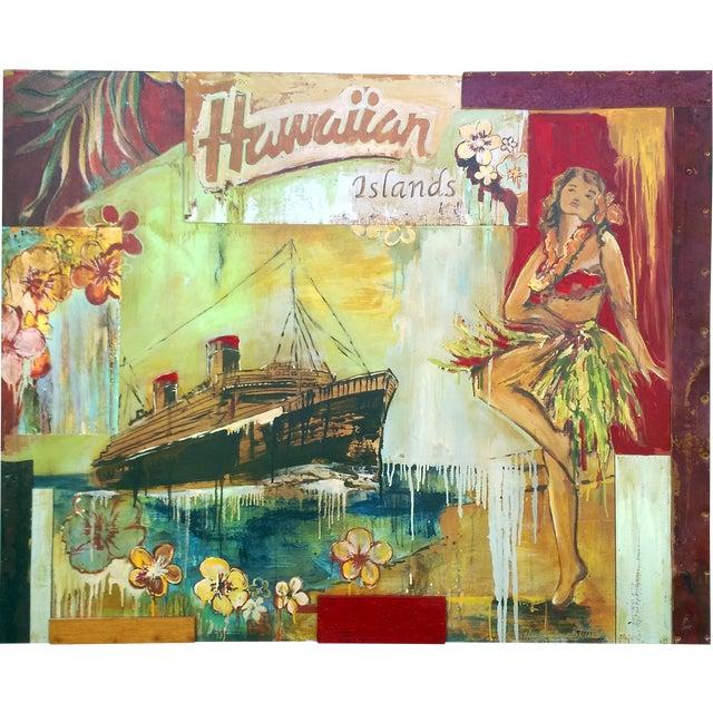 Brigitte D'Annibale Hawaiian Islands Artist Proof For Sale