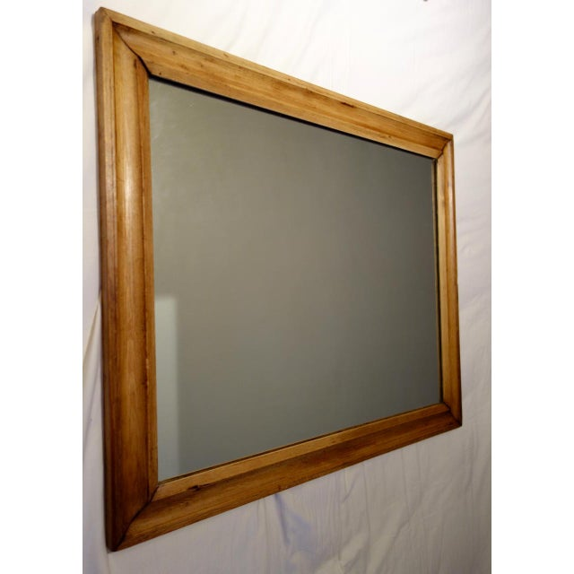 0900d5645ef4 I bought this mirror while living in England in 1984. It is antique pine  with