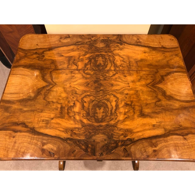 1820s Biedermeier Sewing Table For Sale In Boston - Image 6 of 7
