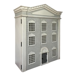 Restoration Hardware Dollhouse Storage Cabinet For Sale