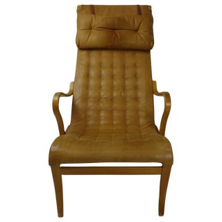 Bruno Mathsson Miranda Lounge Chair For Sale