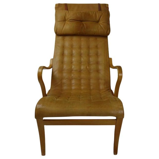Bruno Mathsson Miranda Lounge Chair For Sale