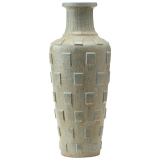 Rare Floor Vase by Gunnar Nylund For Sale