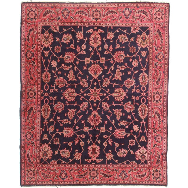 RugsinDallas Hand Knotted Turkish Sparta Rug - 7' 9″ × 9′ 8″ For Sale
