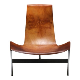 """William Katavolos for Laverne International """"Th-15"""" Lounge Chair For Sale"""