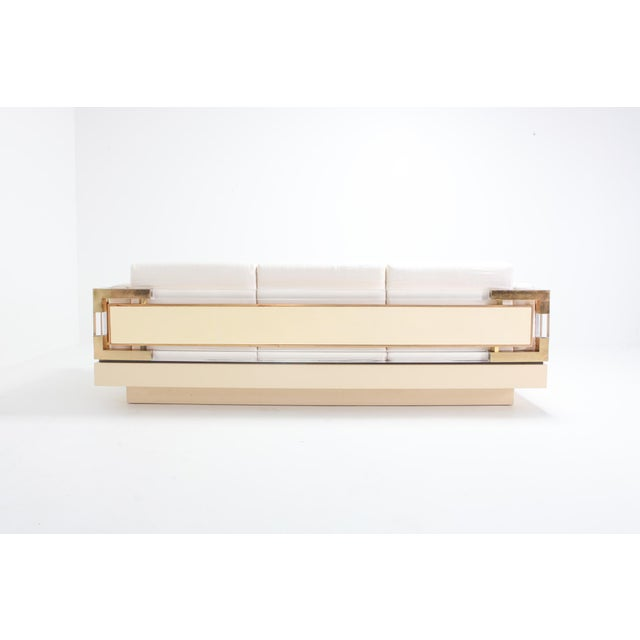 1970s Sofa by Charles Hollis Jones For Sale - Image 5 of 10