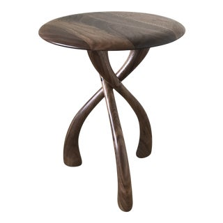 Custom Dean Santner Side Table Bay Area Studio Woodworker For Sale