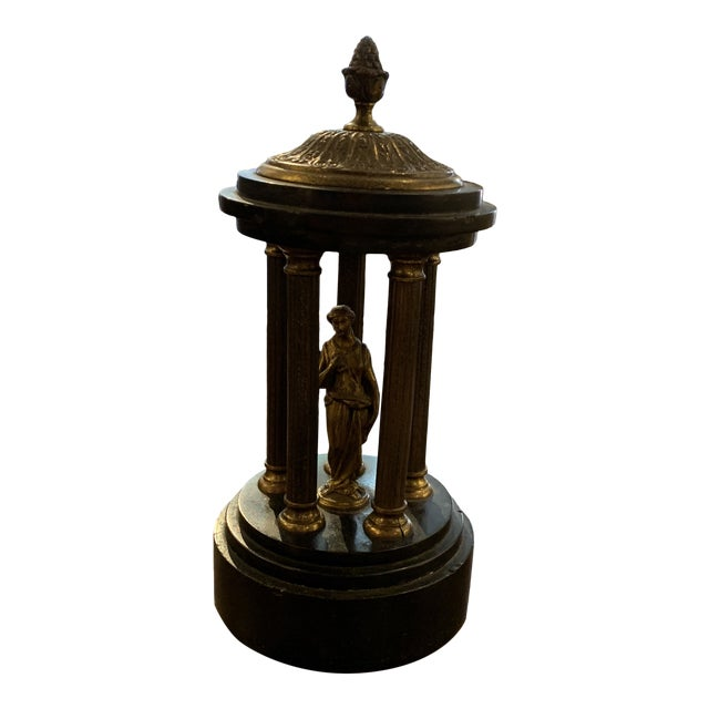 Classical Bronze Goddess Temple For Sale