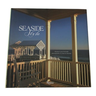Seaside Style Hardcover Book For Sale