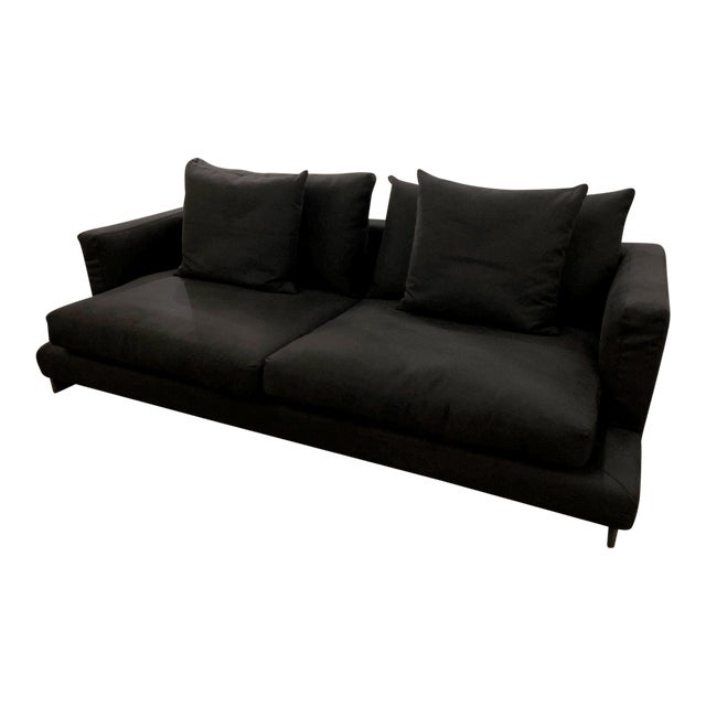 Camerich Lazy Time Small Sofa From the Alchemy Collection For Sale