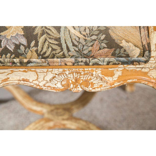 French Louis XV Style Armchairs by Jansen - A Pair - Image 5 of 10