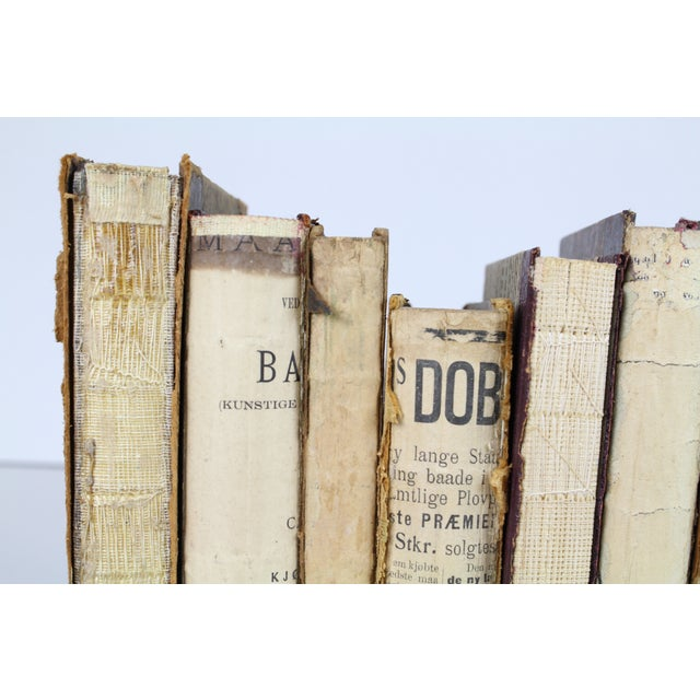 Deconstructed Antique Books - Set of 6 - Image 4 of 4