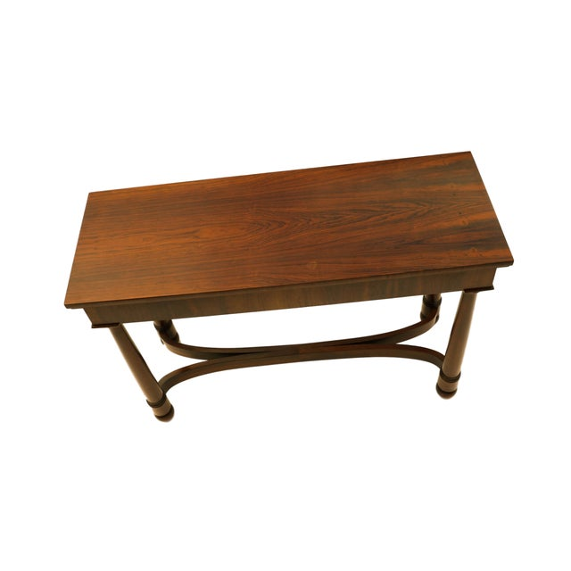 Rosewood Console Occasional Table - Image 8 of 10