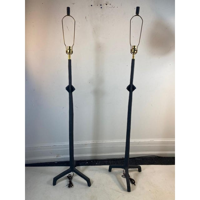 After Alberto Giacometti 'etoile' Floor Lamps For Sale - Image 9 of 10