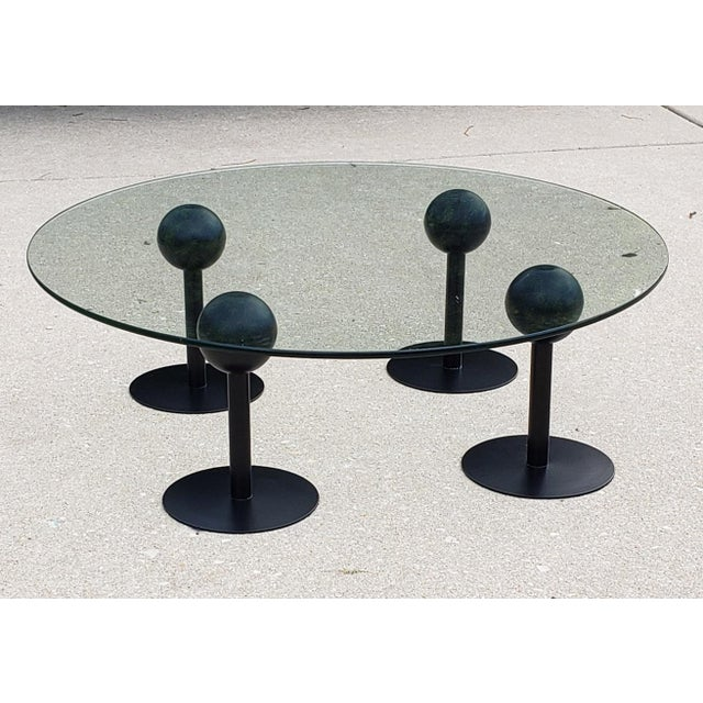 Postmodern Philippe Starck Coffee Table For Sale In Chicago - Image 6 of 6