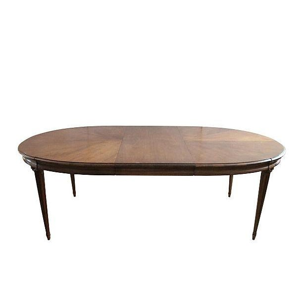 Louis XVI Style Dining Table - Image 3 of 5