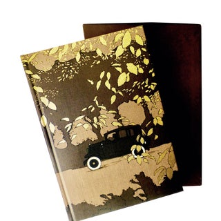 "Folio Society ""The Remains of the Day"" Book"