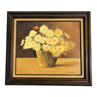 Signed Original Oil Painting by Carl Funseth (Spokane, Wa 1931-2020) For Sale