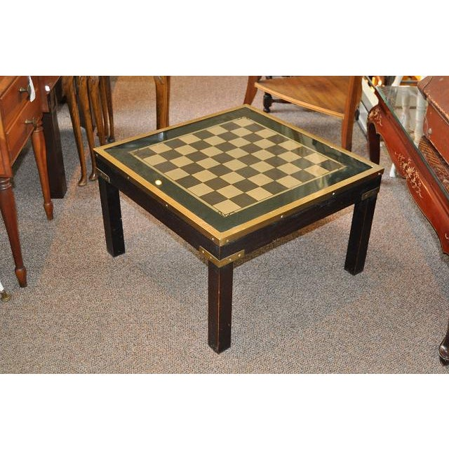 1950s Mid-Century Modern Game Table - Image 3 of 3
