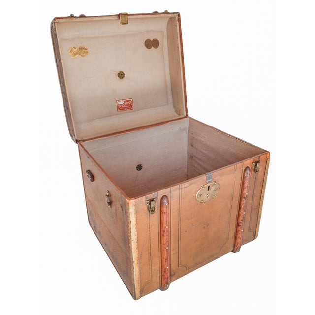 Early 20th Century Polish Trunk - Image 6 of 10