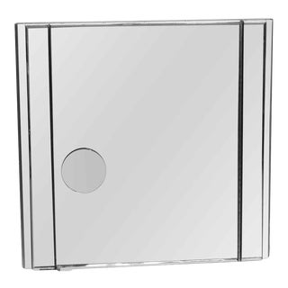 Modern Mirrored Medicine Cabinet With Lights For Sale