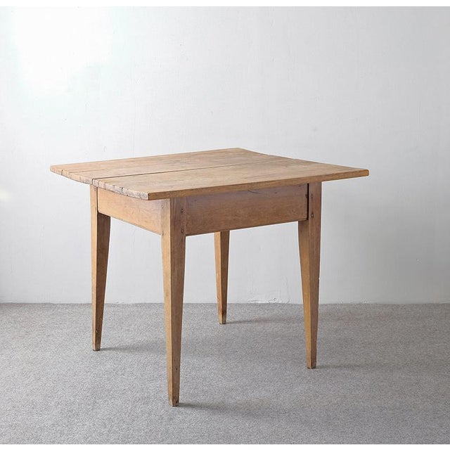 1900s Farmhouse Dining Table For Sale In San Francisco - Image 6 of 6