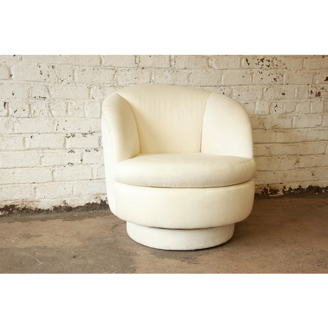 On Hold - Milo Baughman for Thayer Coggin Swivel Club Chair - Image 3 of 8