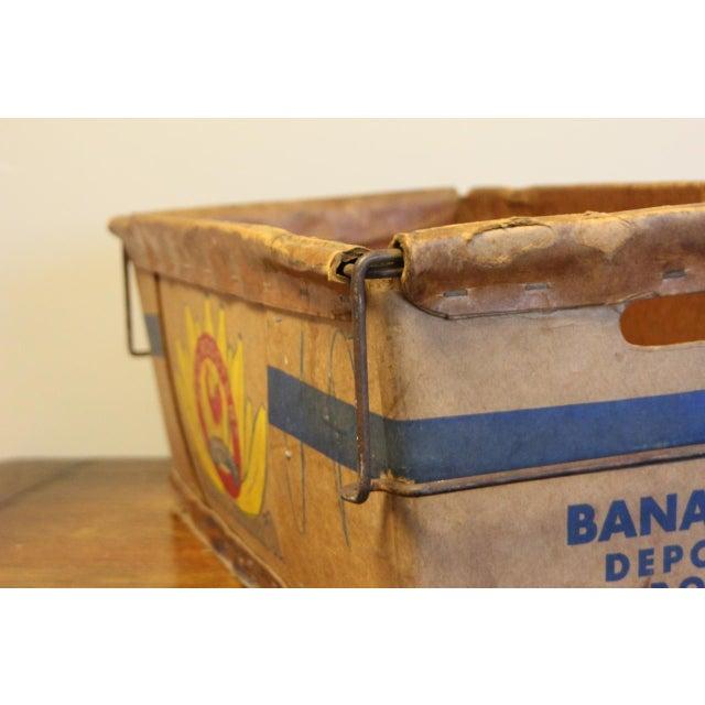 Vintage Banana Crate - Image 10 of 10