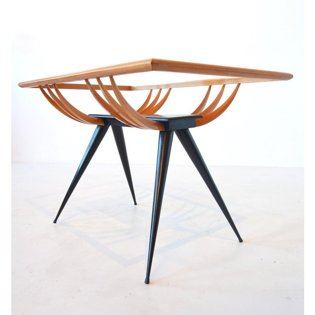 Mid-Century Modern Giuseppe Scapinelli Costela Table Brazilian Mid Century Modern For Sale - Image 3 of 6