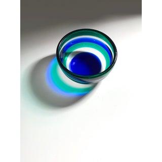 1950s Vintage Fulvio Bianconi Venini Glass Bowl Preview