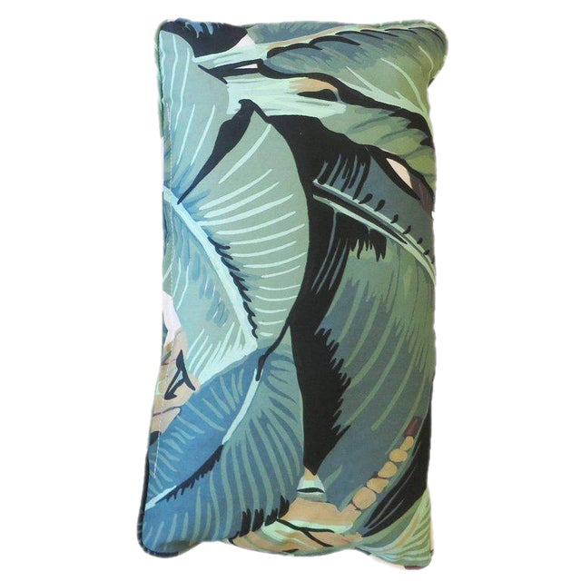 Custom Beverly Palms Lumbar Cushions For Sale