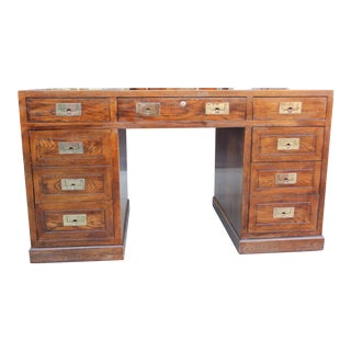 Henredon Executive Desk