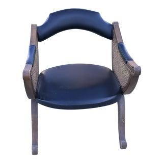 1950s Drexel Esperanto Cane Chair For Sale