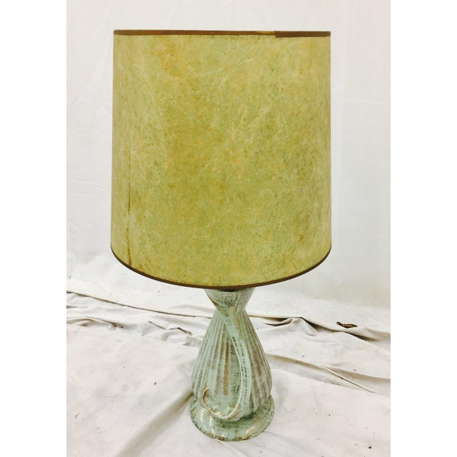 Mid-Century Modern Atomic Style Lamp For Sale - Image 9 of 11