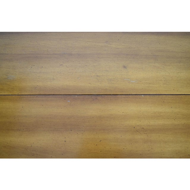 Queen Anne Oval Coffee Table - Image 11 of 11