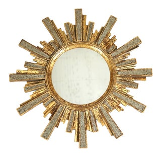 Sunburst Mirror For Sale