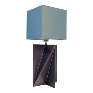 Pair of Dart Table Lamps by Harry Clark For Sale